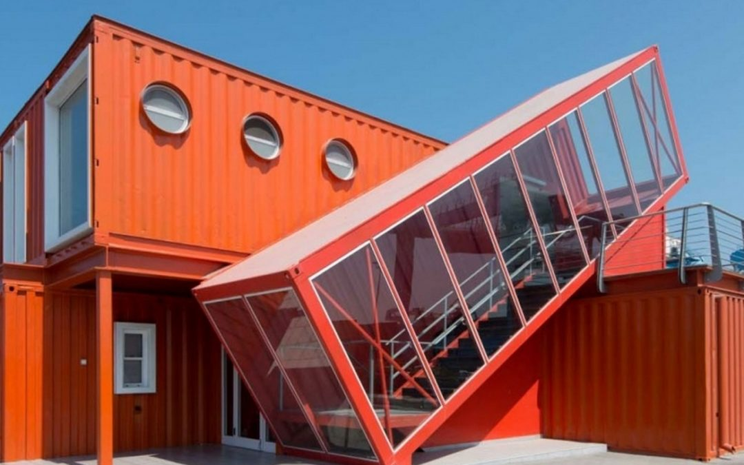 5 Things To Consider About Using Shipping Containers as Mobile Offices