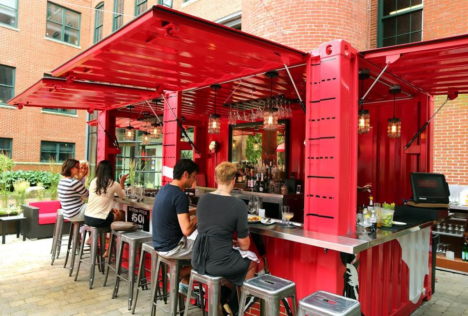 4 Alternative Uses for Shipping Containers