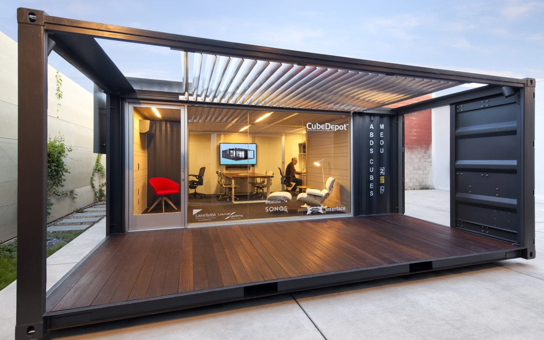 How Shipping Containers Can Help Your Business
